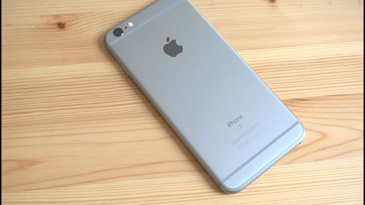 iphone 6 plus used ร ว ว iphone 6s plus review 2566