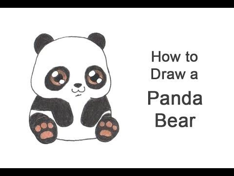 Cool Panda Bear Art