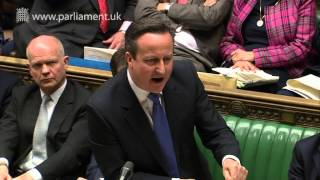Prime Minister's Questions: 11 February 2015