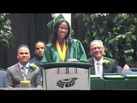 2012 Peoria High School Graduation