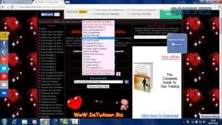 Crear pagina Web Romantica