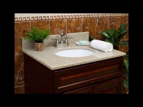 Granite bathroom sinks designs