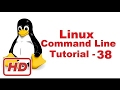 [Linux Command Line Tutorial] Linux Command Line Tutorial For Beginners 38 - netstat command