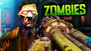 ZOMBIE HITLER BOSS EASTER EGG! (Black Ops 3 Custom Zombies)