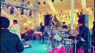 Karnal Wedding Gig With Harbhajan Mann Saab | Rocky Verma | Drumming | Insta :- @the_rocky_verma |