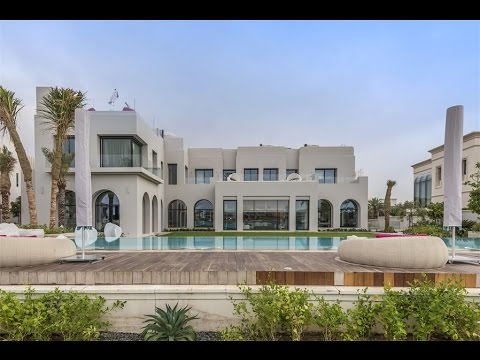 Exclusive and Unique Villa in Emirates Hills, Dubai