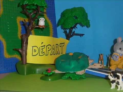 C3 - Le lièvre et la tortue