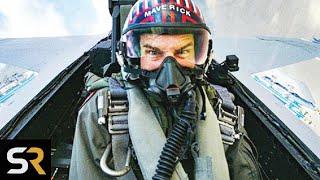 Tom Cruise Is Taking Top Gun Maverick To The Next Level