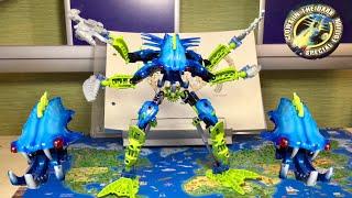 оБЗОР НА ЛЕГО БИОНИКЛ ТИТАНА НОКТЮРНА SPECIAL EDITION / Mahri 8935 - Lego Bionicle Nocturn Review
