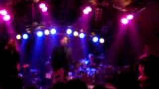 Phillip Boa - DJ Baron Cabdriver - 10/03/09 Bochum - Live @ Matrix