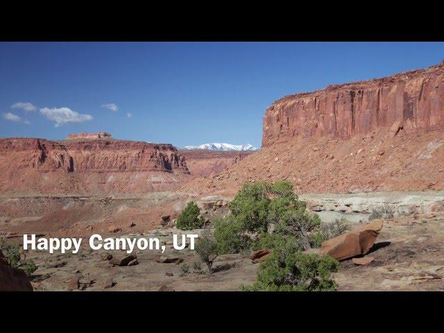 Happy Canyon, UT