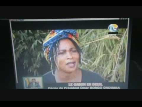 GABON : LES FEMMES DU HAUT OGOOUE PLEURENT OBO 1