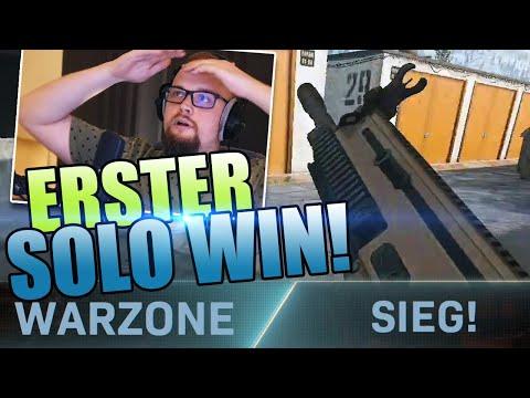 ERSTER SOLO WIN! - Warzone (COD BR) #04 | Ranzratte
