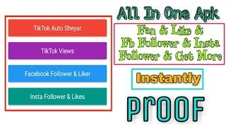 Tik Tok Fan & Likes   FB Follower & Likes   Insta Follower