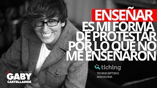 Educación y Social Media: Mesa Debate con Gaby Castellanos y Nuriet Mañé