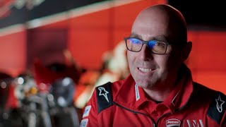 Lenovo & Ducati: Using Tech On and Off the Track