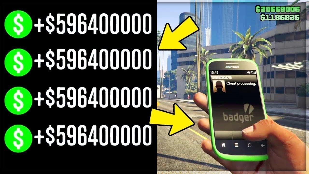 Gta 5 Online Geld Cheats