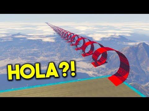 EL RETO IMPOSIBLE - CARRERA GTA V ONLINE - GTA 5 ONLINE