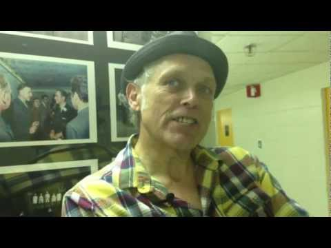 Meet Allan Morgan of the NAC English Theatre Company