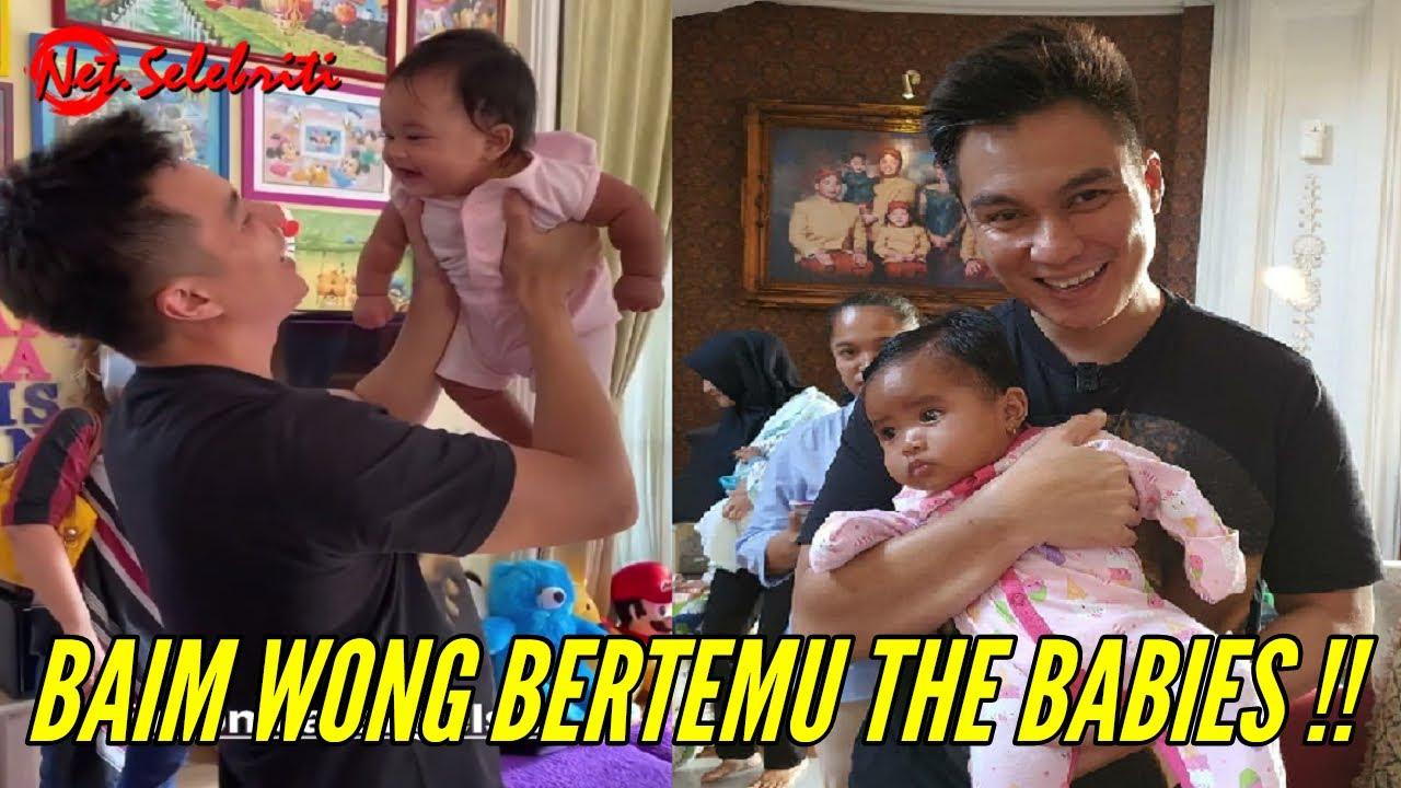 BAIM WONG BERTEMU THE ANGELS !!
