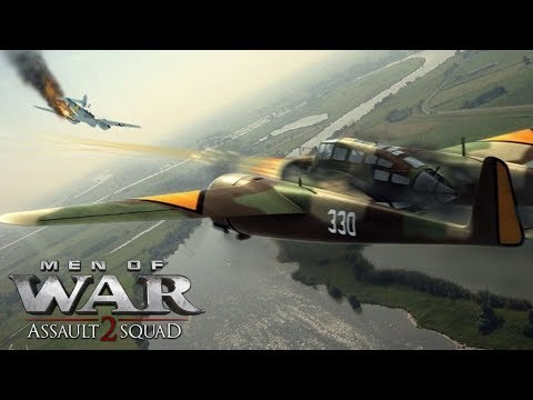 Dutch Bridge Defence & Fokker Counterattack  - Valour Mod - MOW: AS2