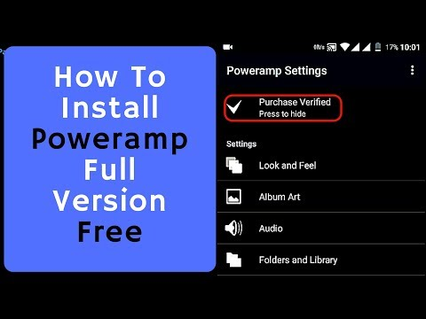 How To Install Poweramp Music Player Full Version For Free   Root
