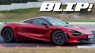 Here'S What The Mclaren 720s' Drift Mode Really Does   Blip!