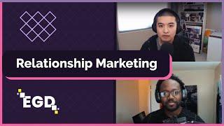 Relationship Marketing Panel - Waffle Games 4.0