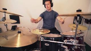 New Found Glory - Head On Collision (drum cover)