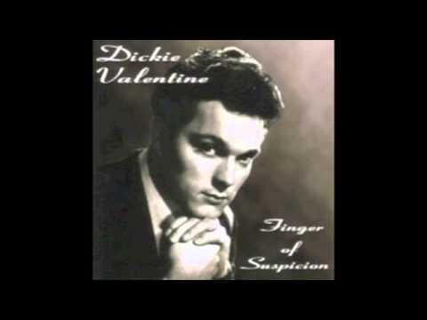 Dickie Valentine Feat. The Stargazers - The Finger Of Suspicion