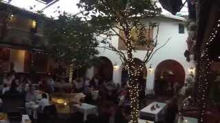 Taco tuesday at el paseo restaurant of Santa Barbara
