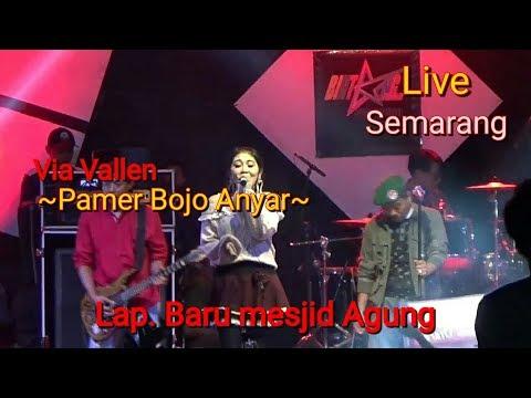 Pamer Bojo ~ Via Vallen ~ Feat Om Sera Terbaru 2019 Live Semarang Fair