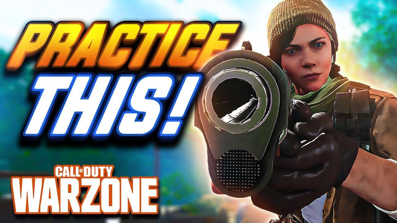 Intense Trios Gameplay! Warzone Tips! (Warzone Training)