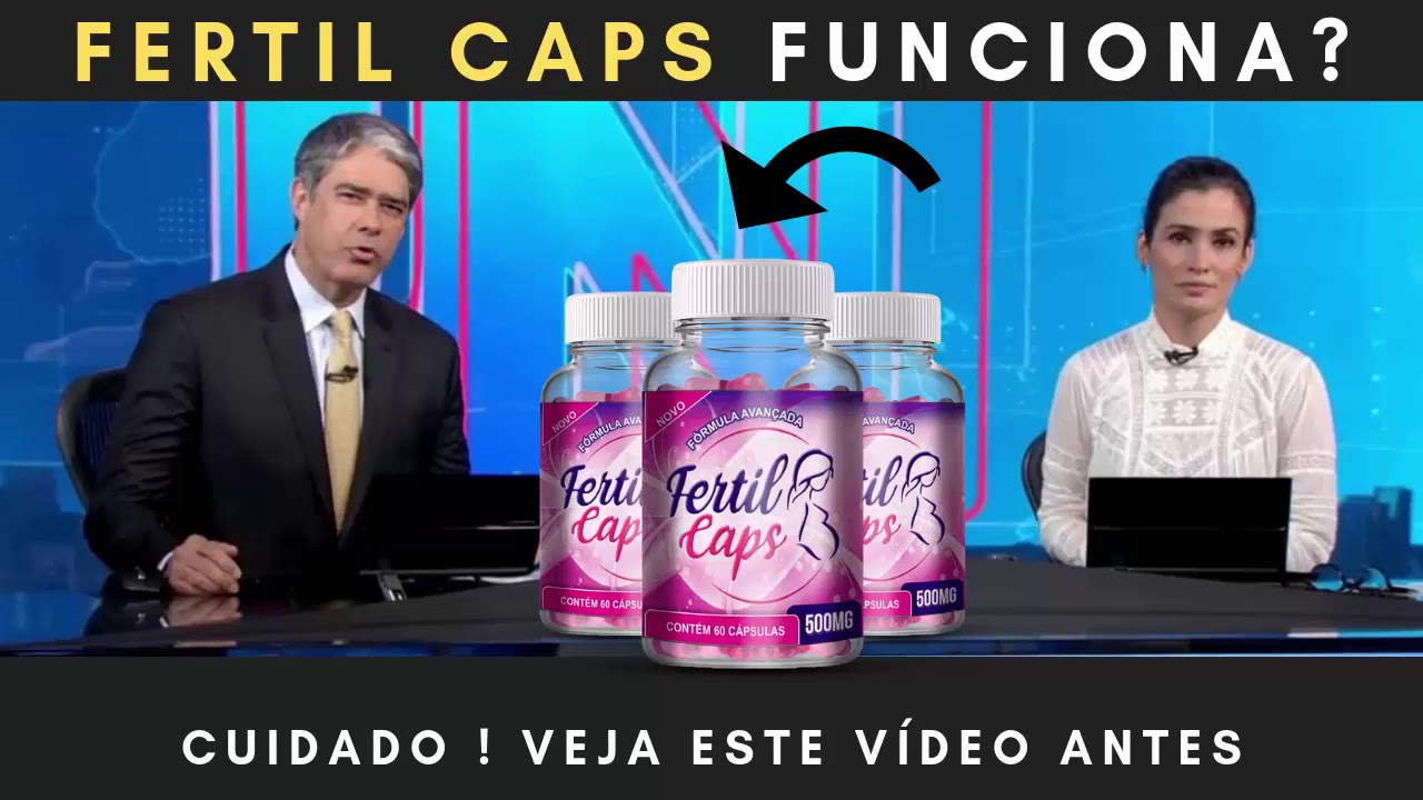 fertil caps ingredientes
