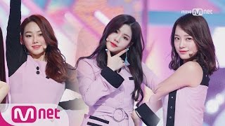 gugudan a girl like me comeback stage   m countdown 170302 ep 513