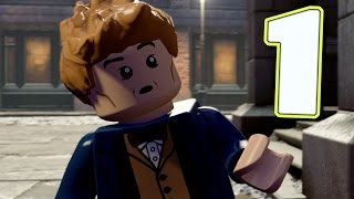 Lego Dimensions: Fantastic Beasts Story Pack Part 1 Accuring Interest Gameplay Walkthrough