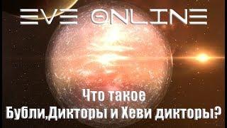 EVE Online Что такое Бубли, Дикторы и Хеви дикторы(, 2017-10-27T16:48:28.000Z)