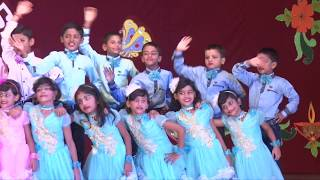 48 Dance by Deaf children of nav vani: 2017