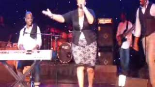 2011 TJMS Kirk Franklin and Tamela Mann.wmv