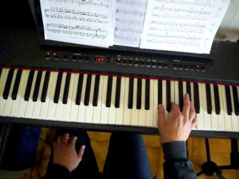 Toto Hold The Line Piano Tutorial Youtube
