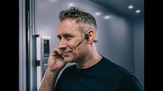 Aftershokz OpenComm - Wireless Bone Conduction Headset