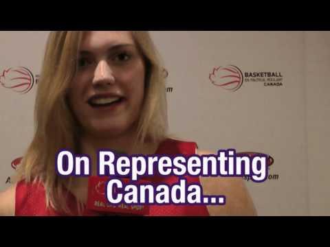 Interview with Alarissa Haak - Team Canada