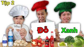 Vua Đầu Bếp Đại Chiến - Tập 2: Bốc Thăm Nấu Ăn Theo Màu