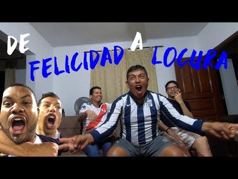 Alianza lima 2 -  Municipal 2 // Reacción descontrolada entre amigos // Liga1 2019
