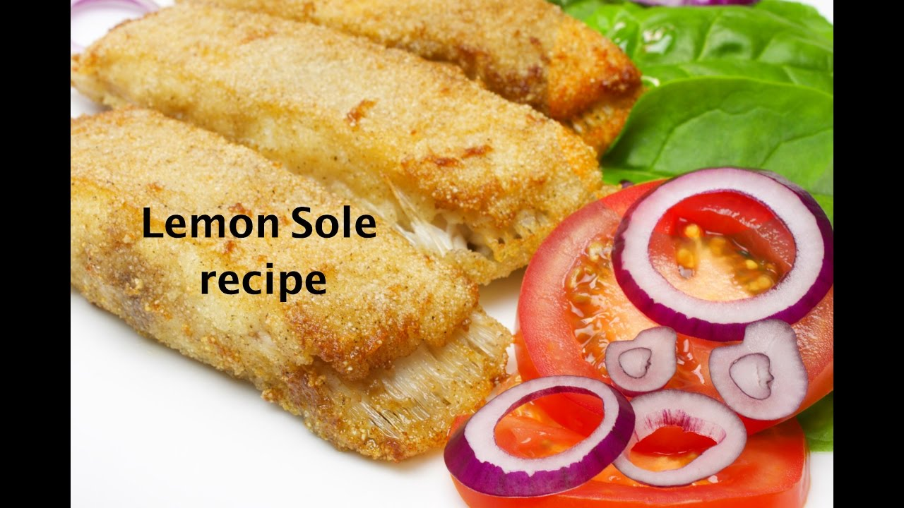 How to cook lemon sole lemon sole fish recipe youtube for How to cook sole fish