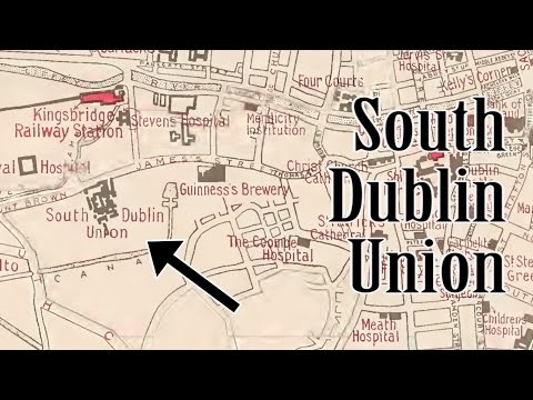 Sites of 1916: South Dublin Union