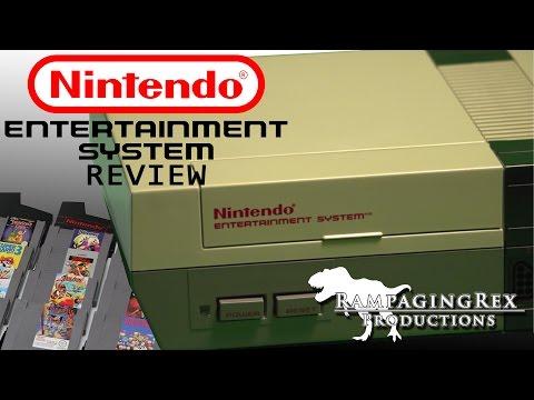 Nintendo Entertainment System (NES) - Console Review