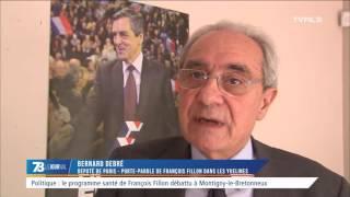 Politique : le programme santé de François Fillon débattu à Montigny-le-Bx