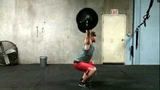 Overhead Squat - How To Demonstration
