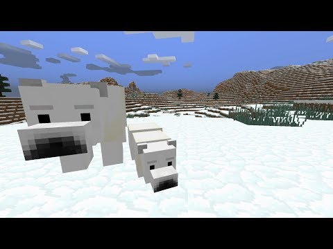 Vegetarian Minecraft - Pumpkins and Polar Bears E3 S2